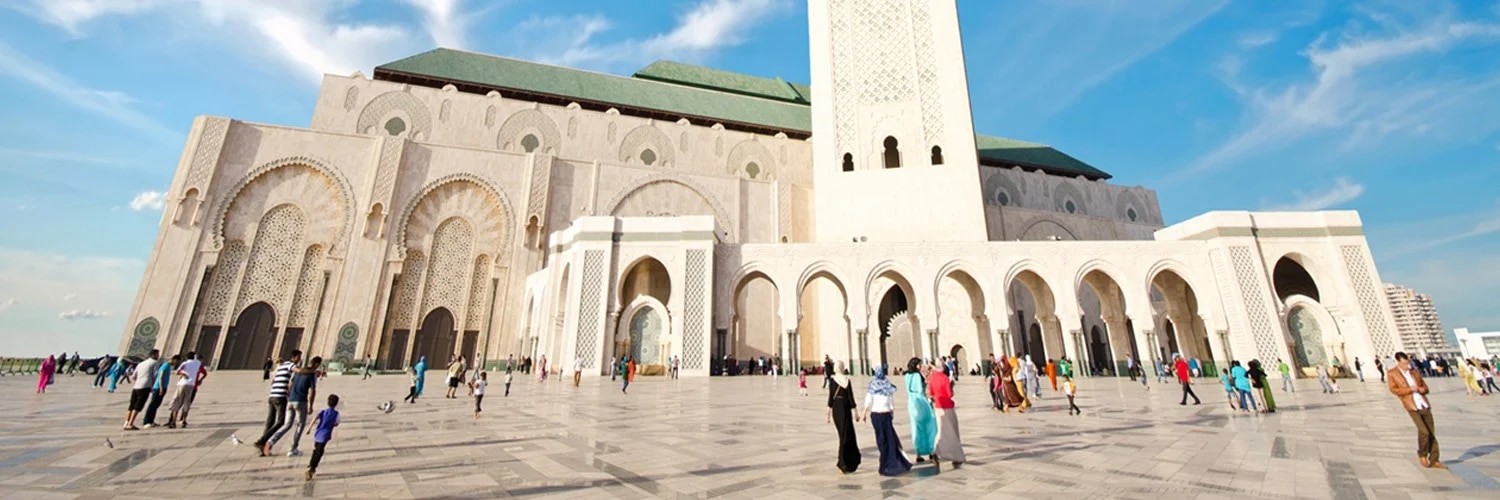 Search Venice to Casablanca (VCE - CMN) Flight Deals