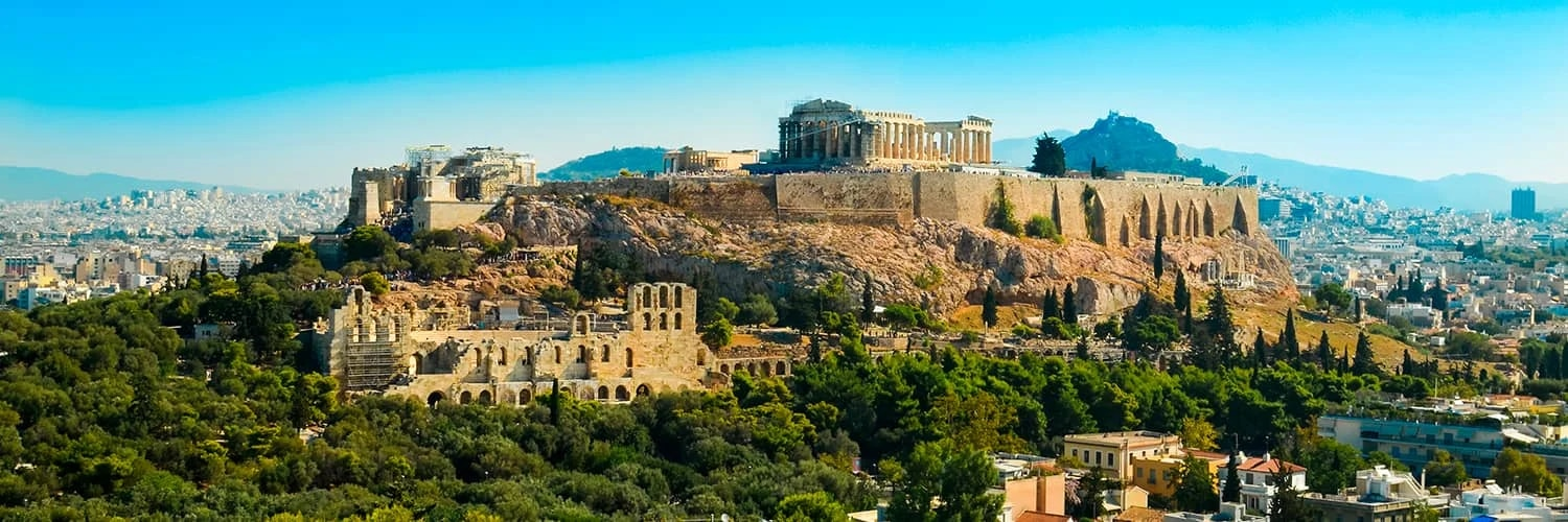 Search London to Athens (LGW - ATH) Flight Deals