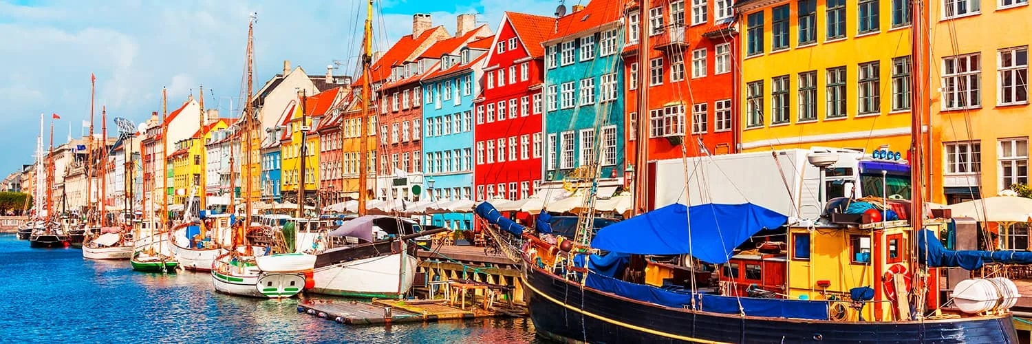 Search Montevideo to Copenhagen (MVD - CPH) Flight Deals
