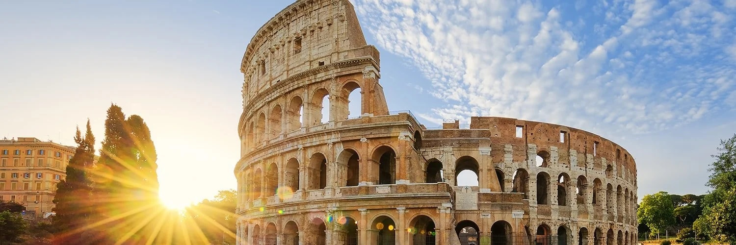 Search Cancun to Rome (CUN - FCO) Flight Deals