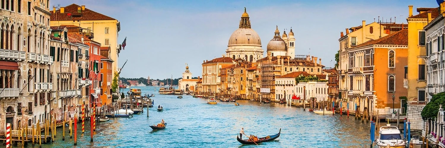 Search Stockholm to Venice (ARN - VCE) Flight Deals