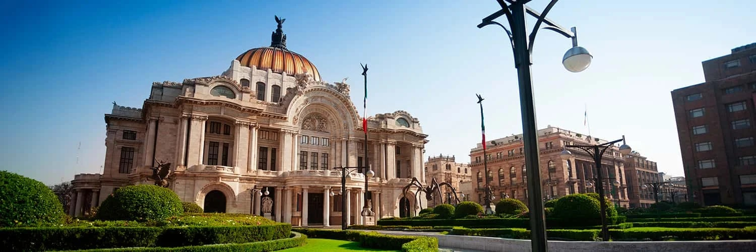 Search London to Mexico City (LGW - MEX) Flight Deals