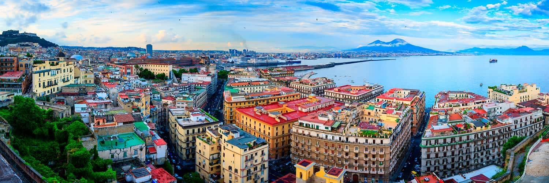 Busque ofertas en vuelos de Lima a Nápoles (LIM-NAP)