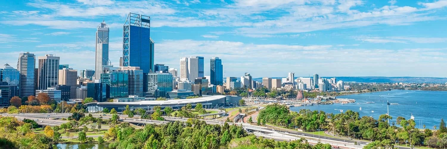 Compare Lowest Airfares from Perth (PER)