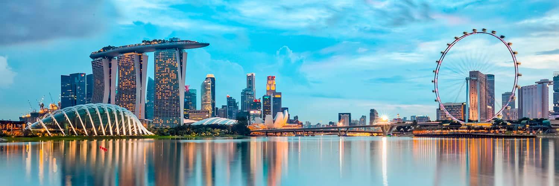 Encontre as melhores ofertas de passagens para Singapura (SIN)
