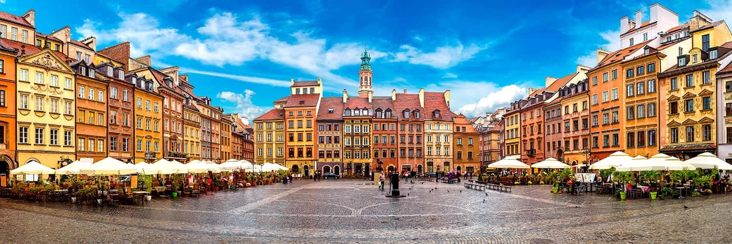 Search Salvador to Warsaw (SSA - WAW) Flight Deals