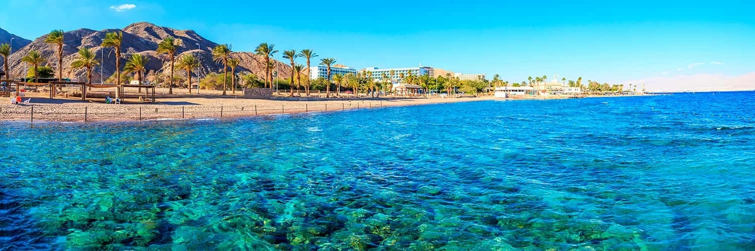 Search Barcelona to Eilat (BCN - VDA) Flight Deals