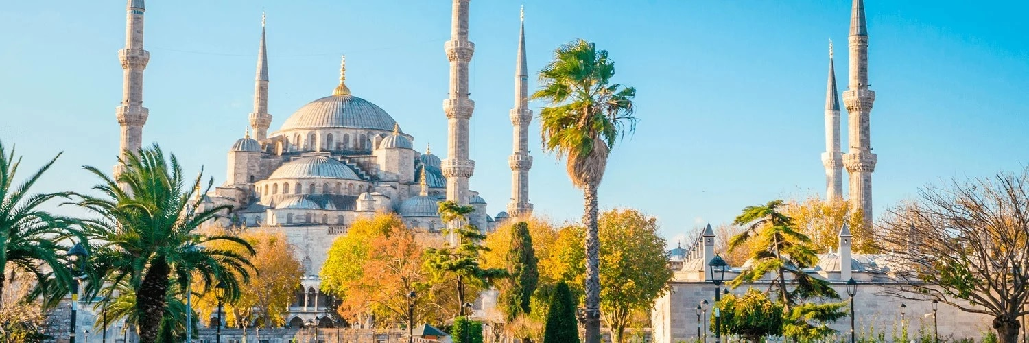 Search Barcelona to Istanbul (BCN - IST) Flight Deals