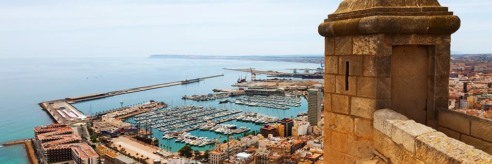 Search Vigo to Alicante (VGO - ALC) Flight Deals