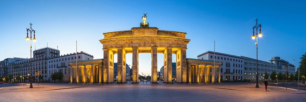 Search New York to Berlin (JFK - TXL) Flight Deals