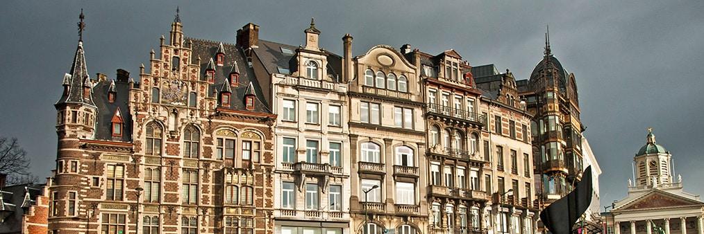 Compare ofertas en vuelos baratos a Bélgica