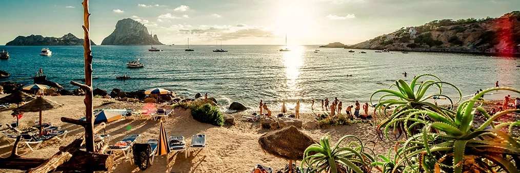 Search Lisbon to Ibiza (LIS - IBZ) Flight Deals