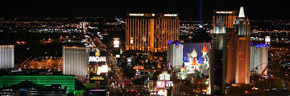 Finden Sie die besten Flugangebote nach Las Vegas (LAS)