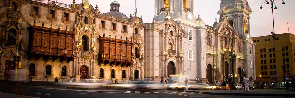 Comparez les vols pas chers vers le Pérou