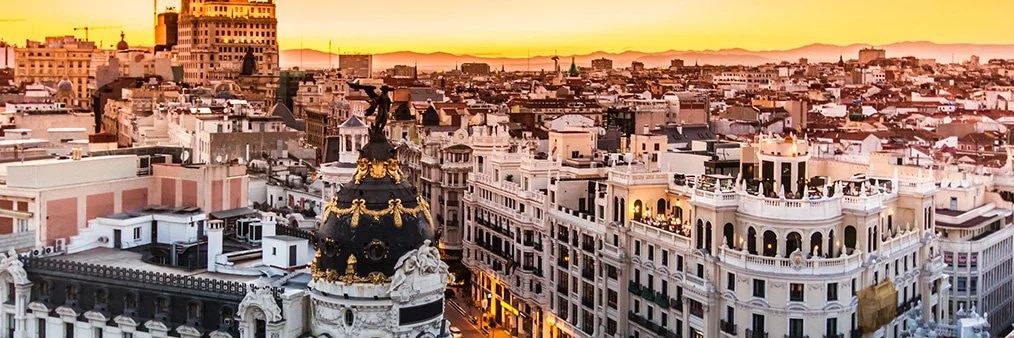 Search Tunis to Madrid (TUN - MAD) Flight Deals