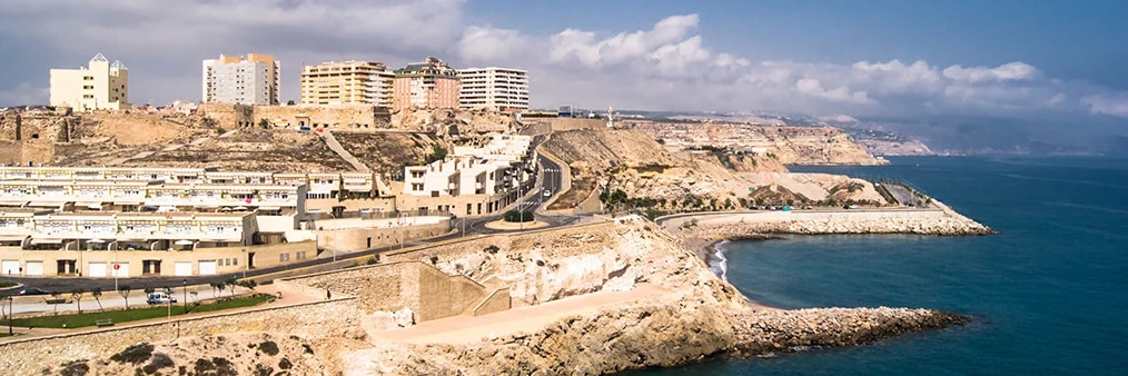 Find the Best Flight Deals to Melilla (MLN)
