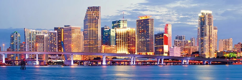 Search Nantes to Miami (NTE - MIA) Flight Deals