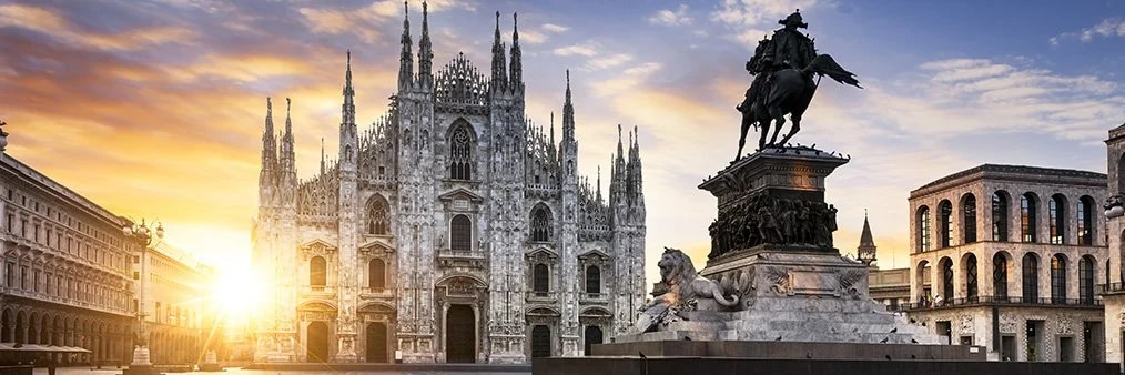 Search Guayaquil to Milan (GYE - MXP) Flight Deals