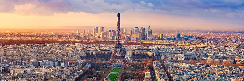 Search San Diego to Paris (SAN - CDG) Flight Deals