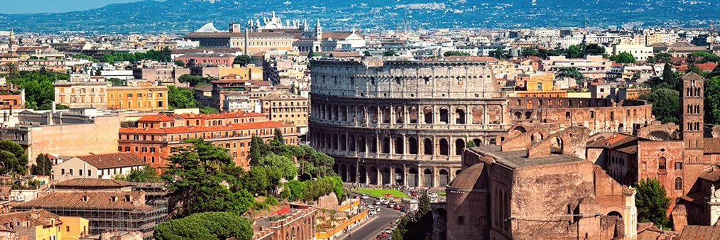 Search and Book Lowest airfares from Italy