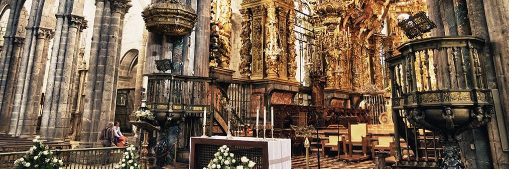 Finden Sie die besten Flugangebote nach Santiago de Compostela (SCQ)