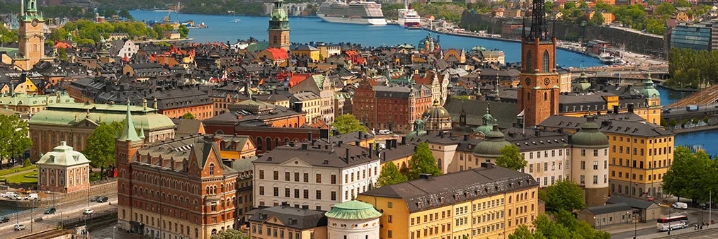 Compare Cheap Flights to Sweden