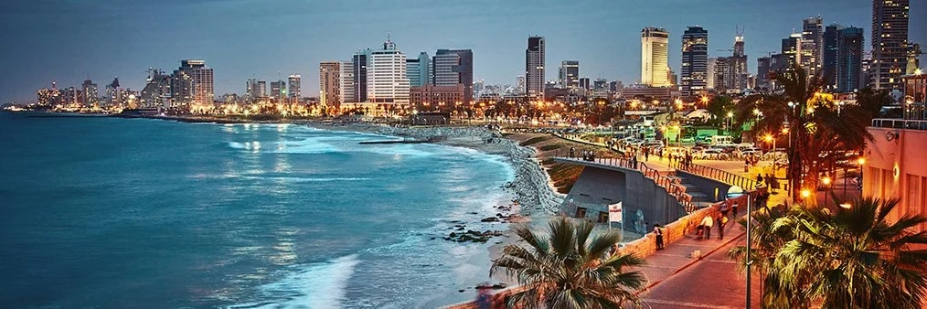 Search Sevilla to Tel Aviv (SVQ - TLV) Flight Deals