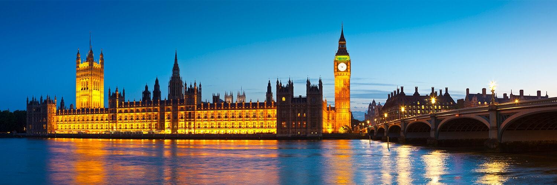 Ofertas de voos partindo do Panamá para o Reino Unido