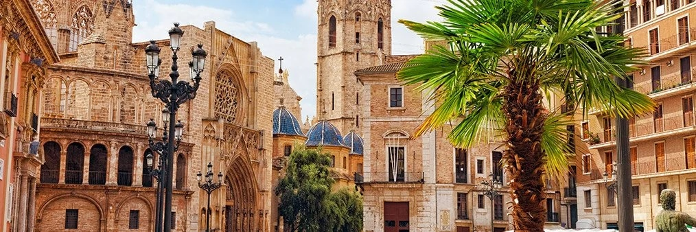 Compare Lowest Airfares from Valencia (VLC)